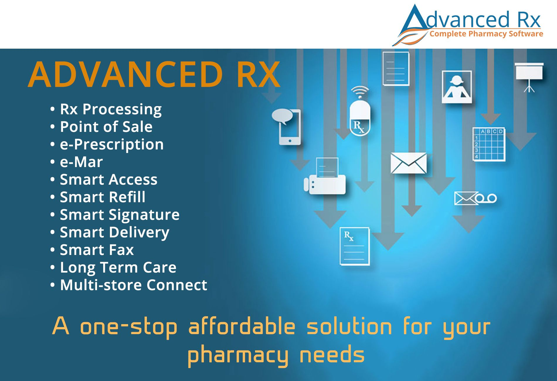 Pharmacy software, Pharmacy
