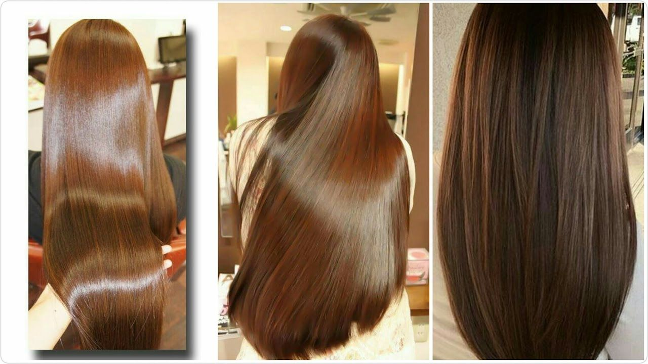 How To Get Silky Smooth Hair At Home In 30 Minutes Diy Hair Spa At Home Silky Smooth Hair Smooth Hair Hair Smoothing Treatment