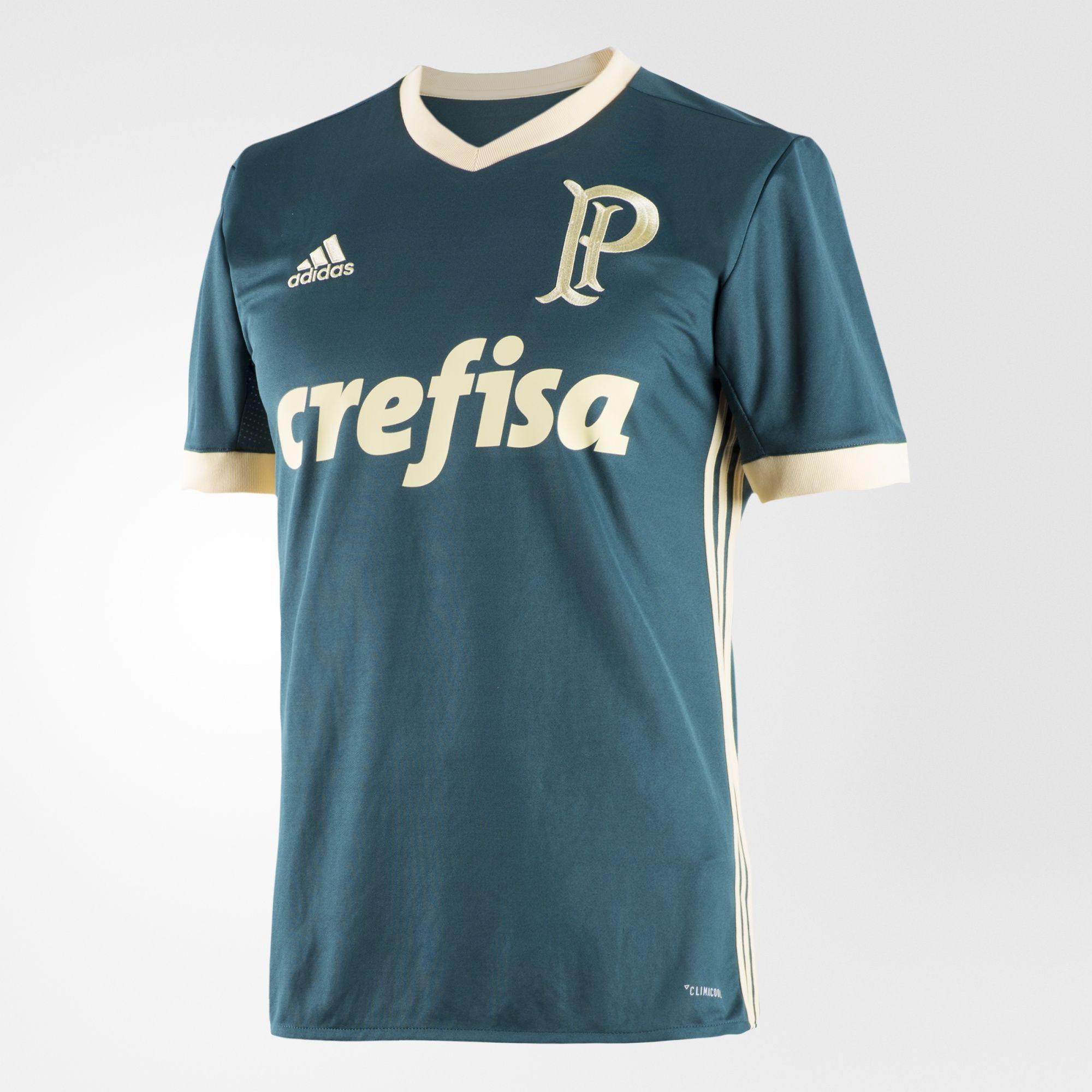 bc94da5ec7997 Palmeiras 2017 Adidas Third Kit