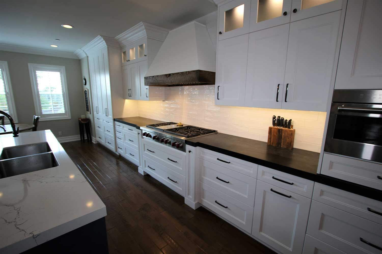 Kitchenremodel White Aplus Cabinets Kitchen Remodel Modern