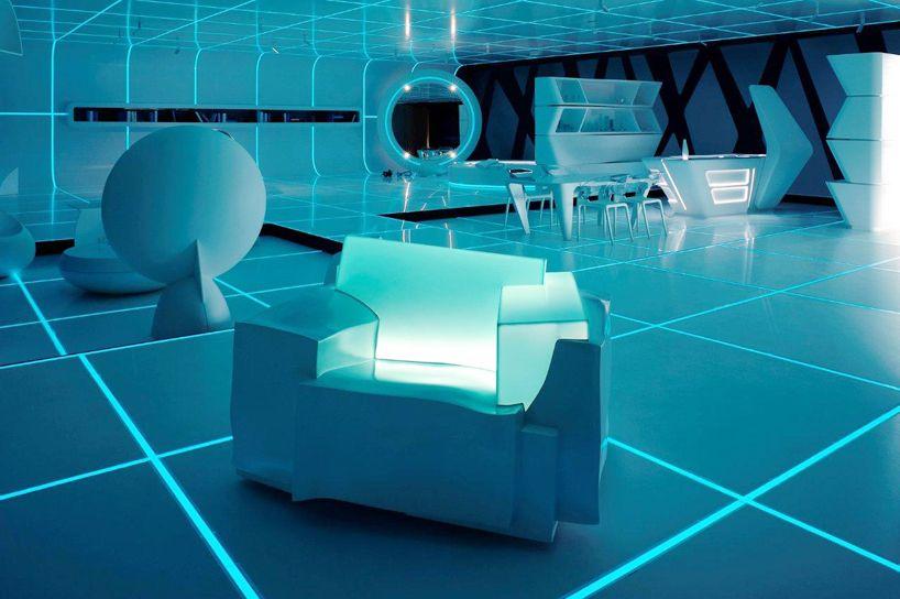 futuristisches möbeldesign sessel corian möbel googlesuche architektur inneneinrichtung futuristisches hause schlafzimmer corian pinterest design möbel und
