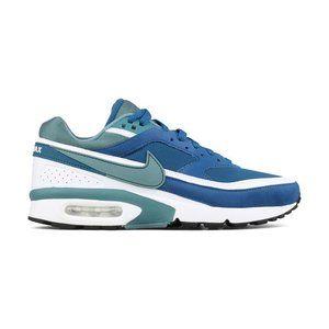 Mens Nike Air Max BW OG MarinaGrey Jade White