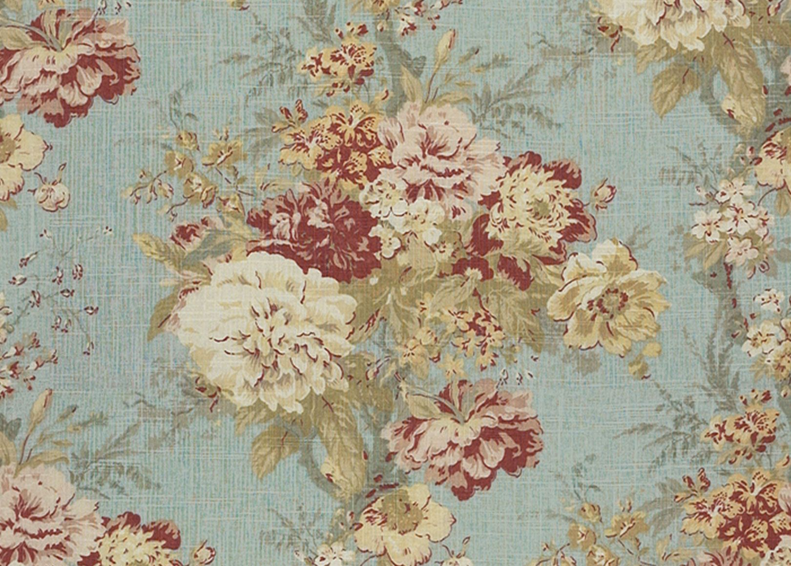 Victoria Robin's Egg Fabric for WingBacked Dinning Room