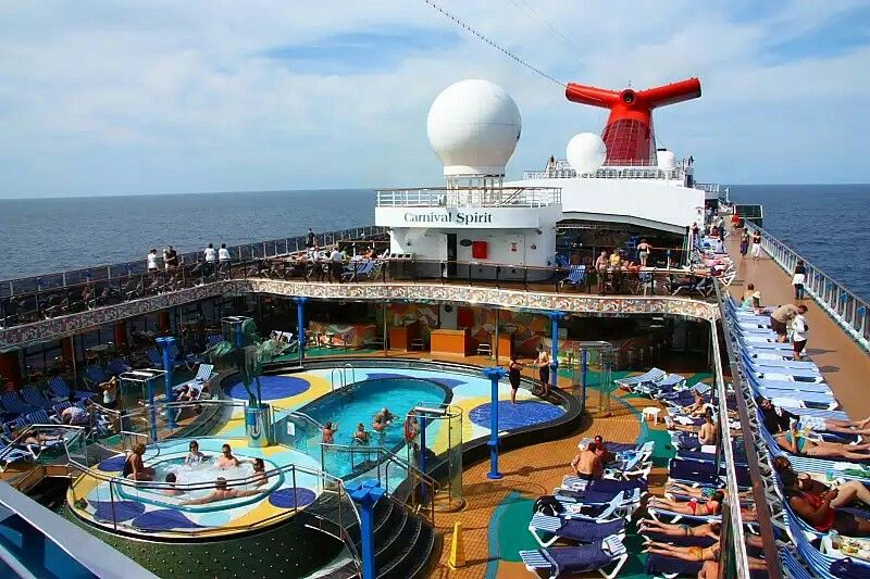 Carnival Cruise Lines Carnival Spirit Cruise Review By