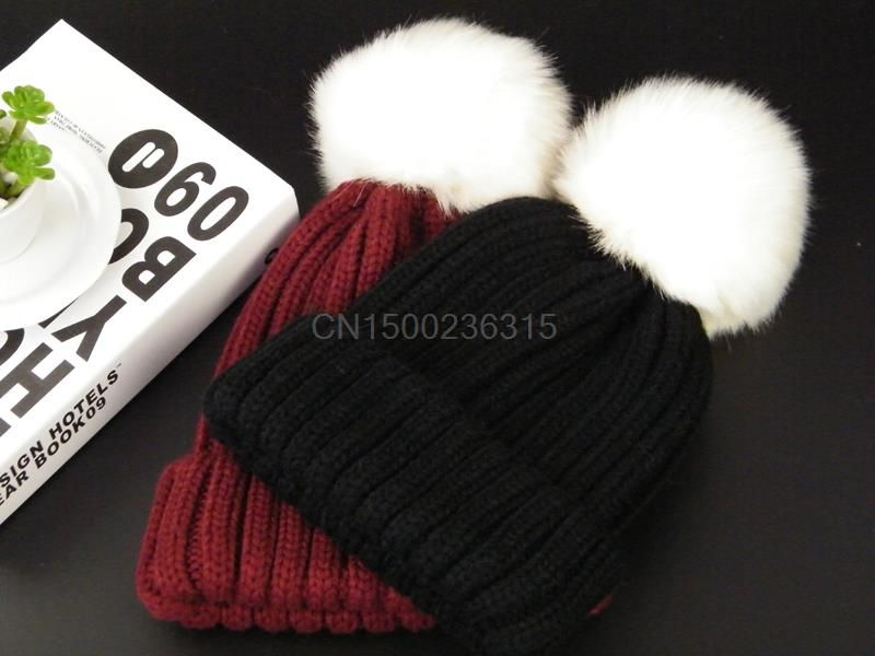 7cc95e584bc Click to Buy    New winter version of adult female models raccoon ...