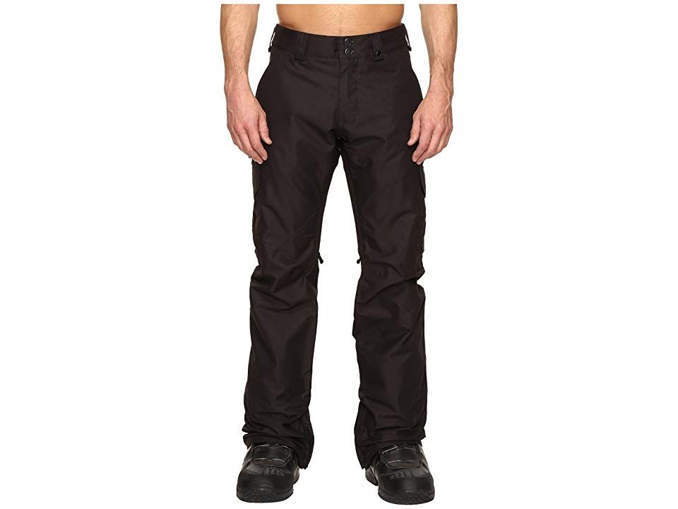 8ba7aed7 Burton Cargo Pant-Tall (True Black 3) Men's Outerwear. Stand tall on ...