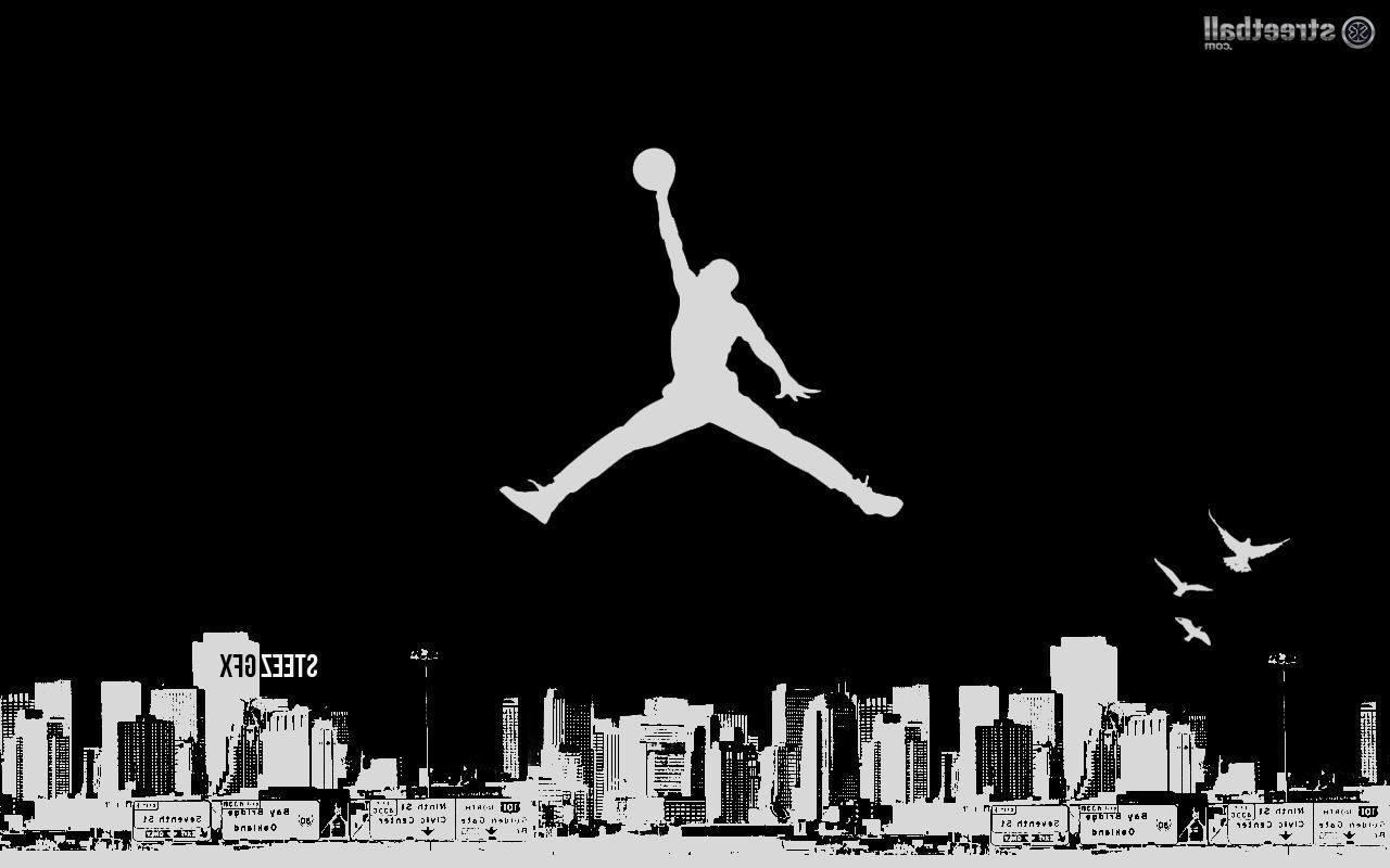Michael Jordan Black And White Wallpaper For Windows ec3
