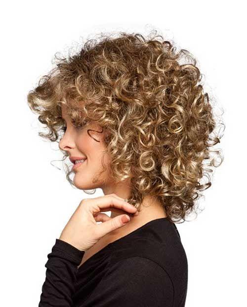 Idee per taglio capelli ricci