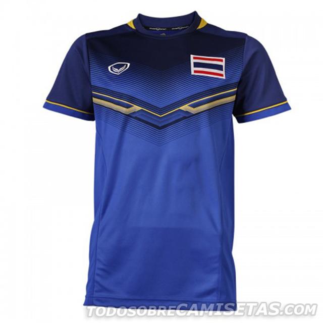 ebc3043ff5 Thailand Grand Sport Kits for Southeast Asian Games