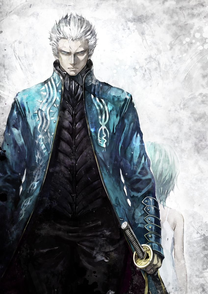 1481684g 8481200 devil may cry capcom pinterest crying vergil son of sparda voltagebd Choice Image