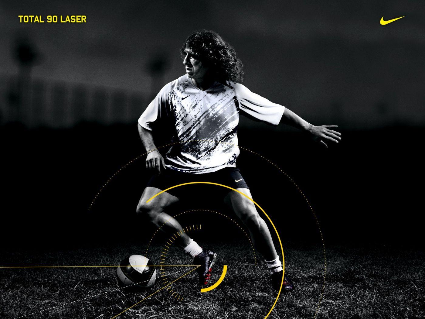 Nike Design Football Wallpaper Football Background Nike Football