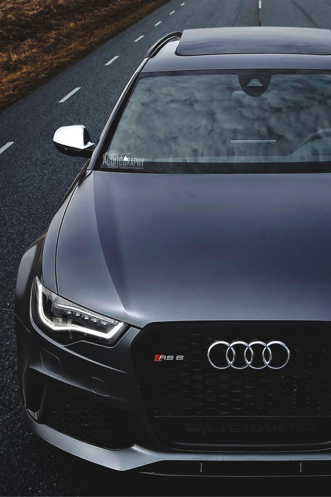 Black Matt Audi Rs 6 Audi Rs6 Audi Sportwagen Und Audi