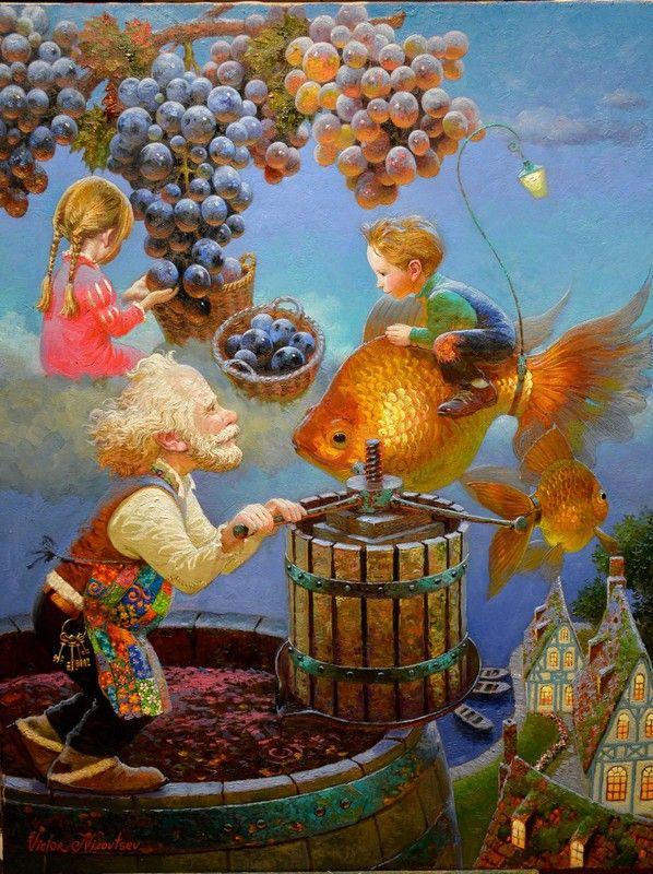 Victor Nizovtsev art