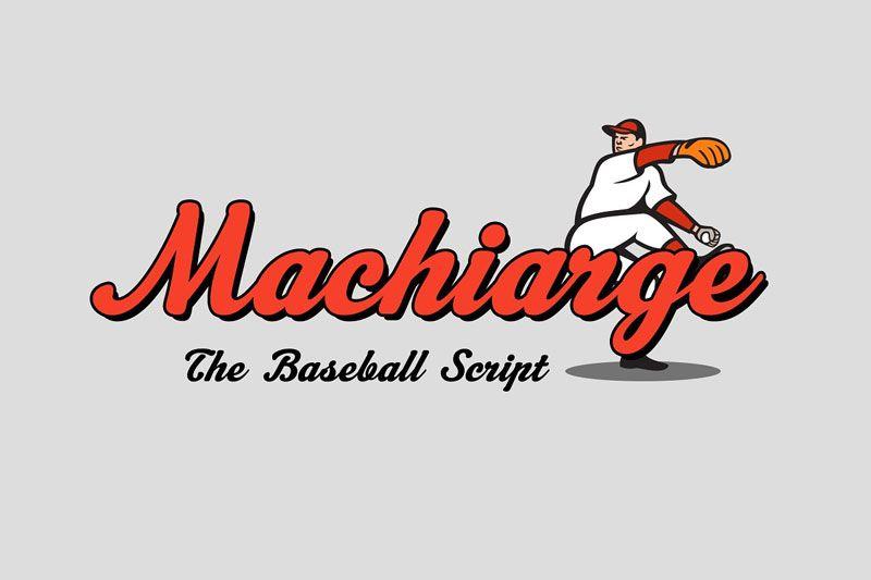40 Best Free And Premium Baseball Fonts Baseball Font Blog Marketing Fonts Design