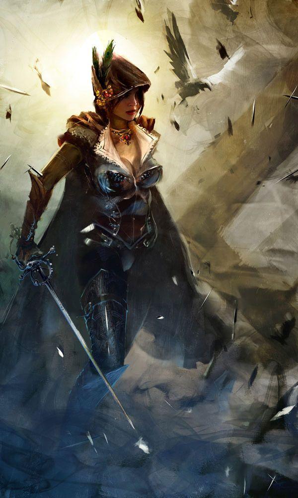 Imagens para inspirar - Mulheres II     Os últimos tempos têm sido complicados para as mulheres rpgistas, nerds e geeks e para aqueles que ...