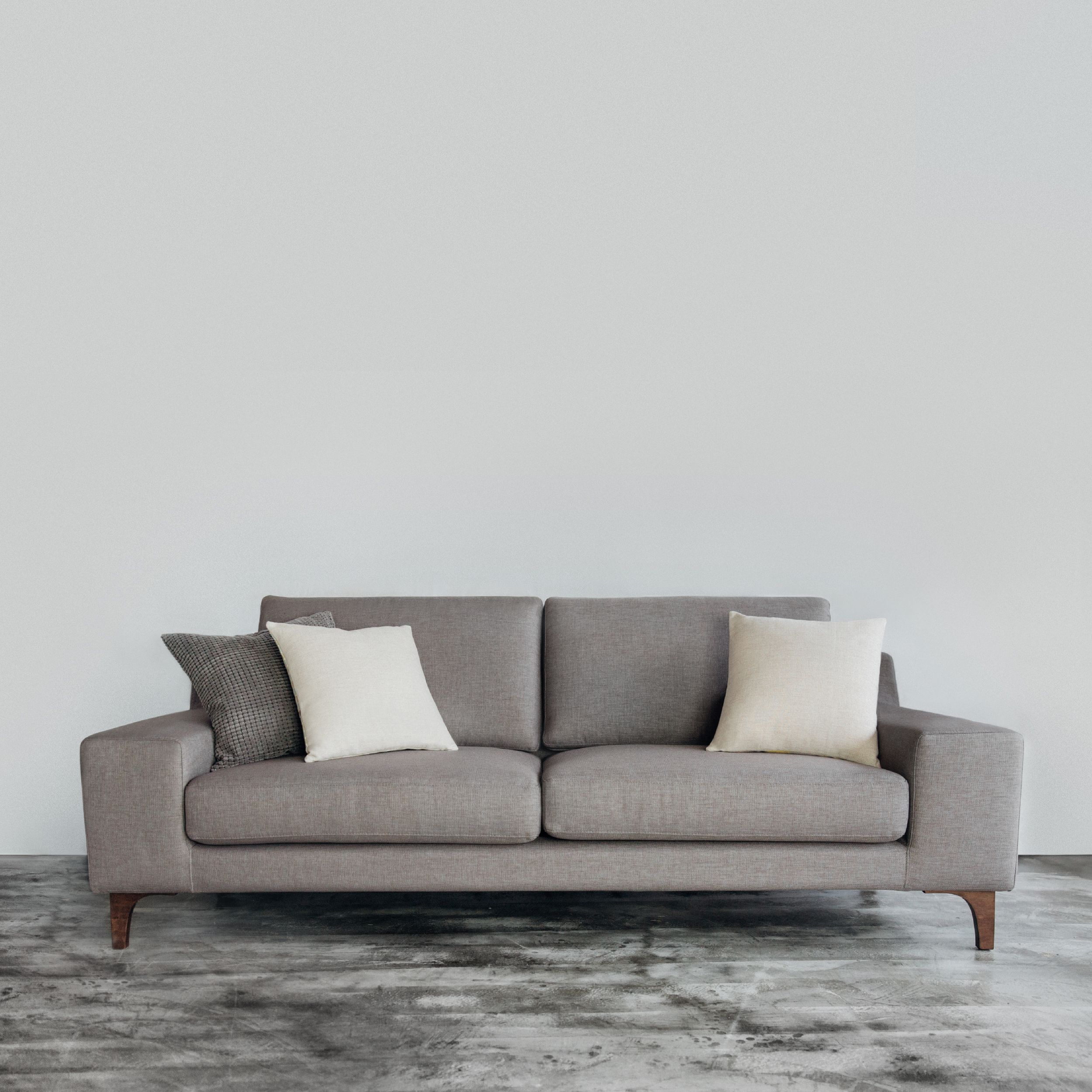 Grande Fabric Sofa All Our Sofas Are Built With A Kiln Dried Hardwood Frame For Sturdiness And Durability Customizable In Fabric Sofa Furniture Design Sofa