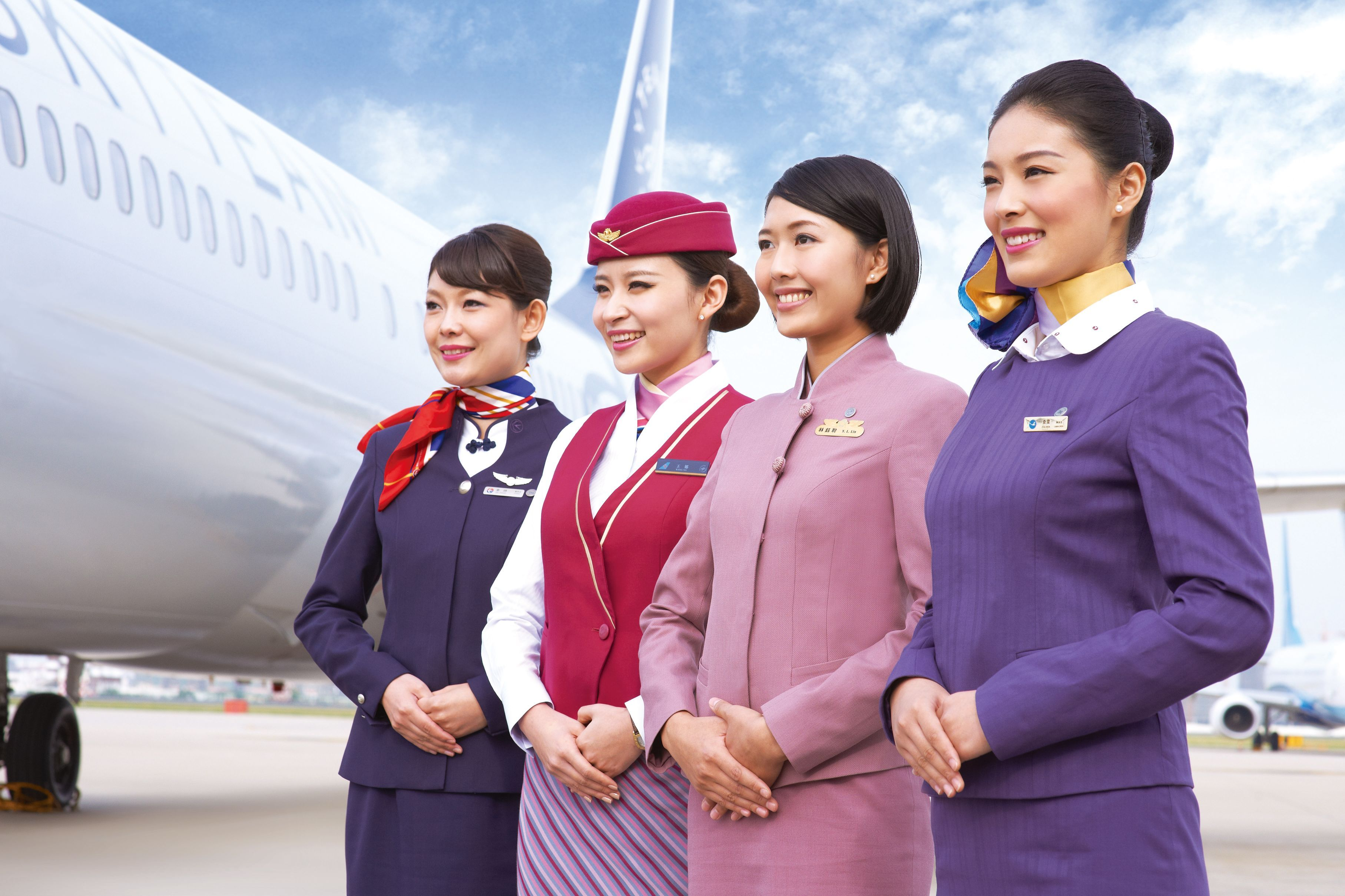 #Skyteam Greater China Pass - China Eastern, China Southern, China Airlines and Xiamen Airlines.