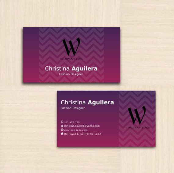 Professional business card calling card template custom professional business card calling card template custom printable fashion designer reheart Gallery