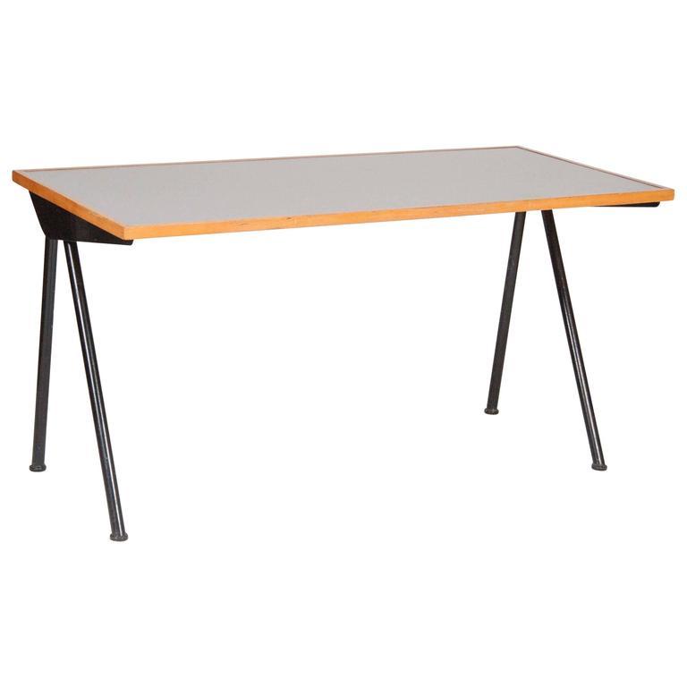 Compass Desk By Jean Prouve French Desk Jean Prouve Prouve