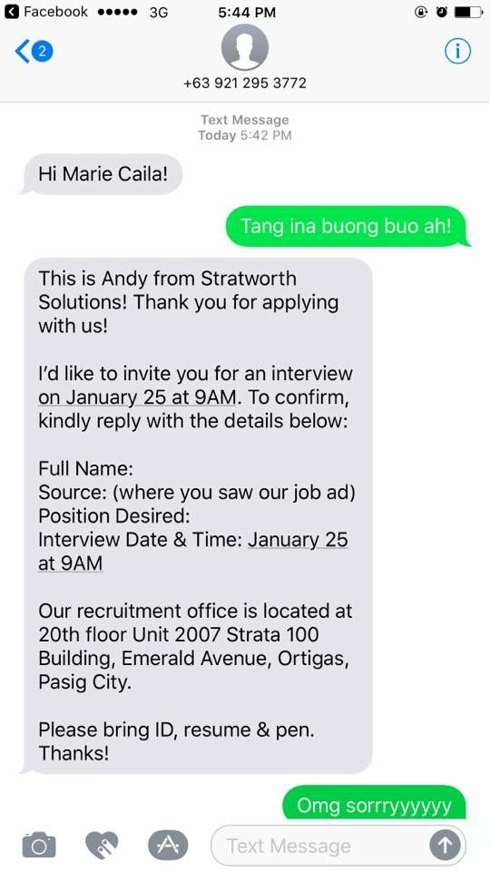 Interview ready Pinoy Humor Pinterest Pinoy and Humor - comedian resume