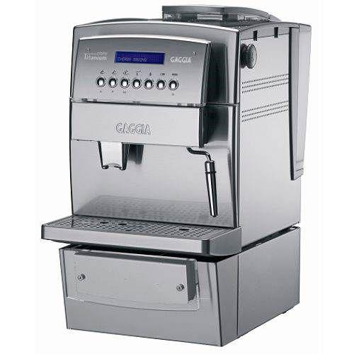 Gaggia Titanium Automatic Espresso//Cappuccino Machine