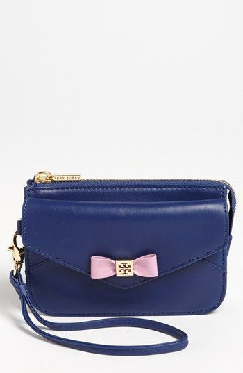 8452a0887f6 Tory Burch  Bow  Smartphone Wristlet available at  Nordstrom ...