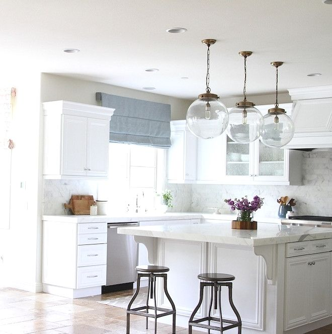 30 Brilliant Kitchen Island Ideas That Make A Statement: Kitchen Reno: Transform A Tuscan Kitchen Into A Bright