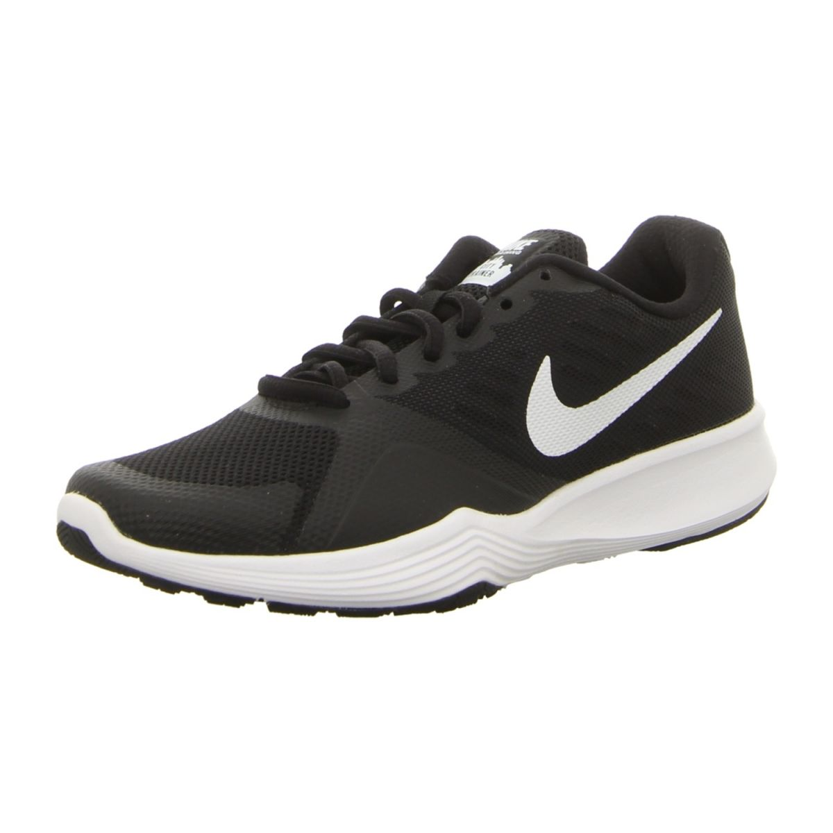 Nike WMNS City Trainer Sneaker schwarz