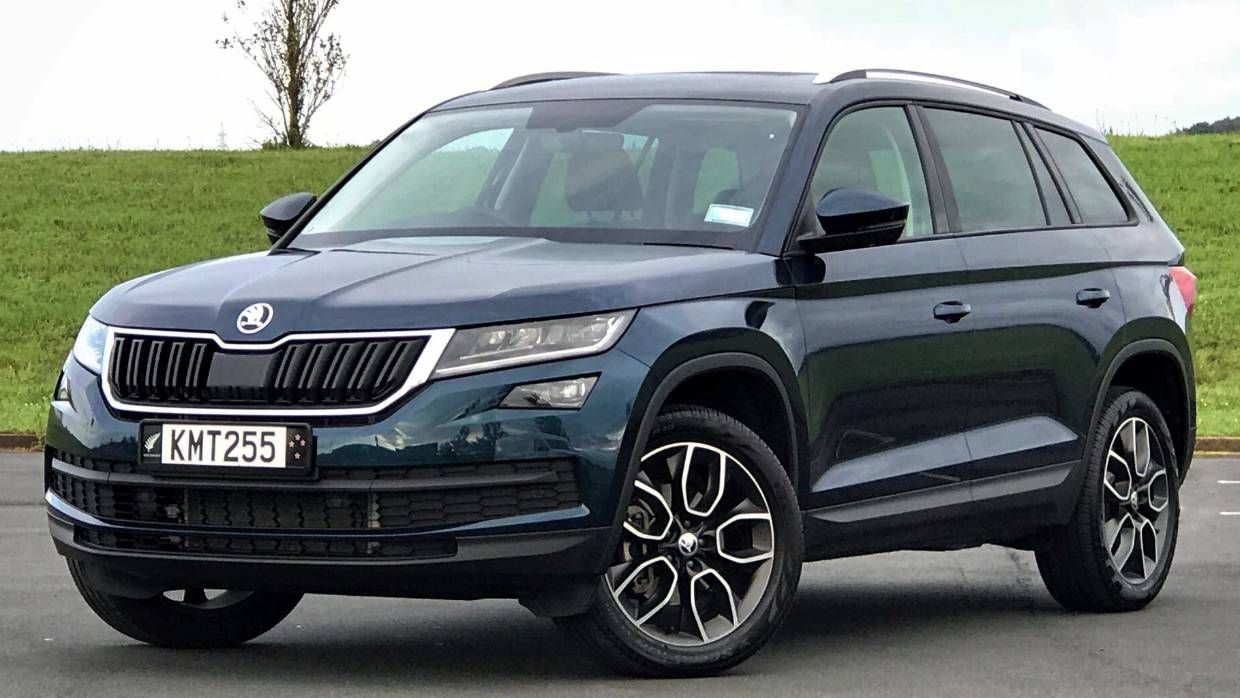 The Big Winner Skoda Kodiaq Is Our Top Car Of 2017 Top Cars