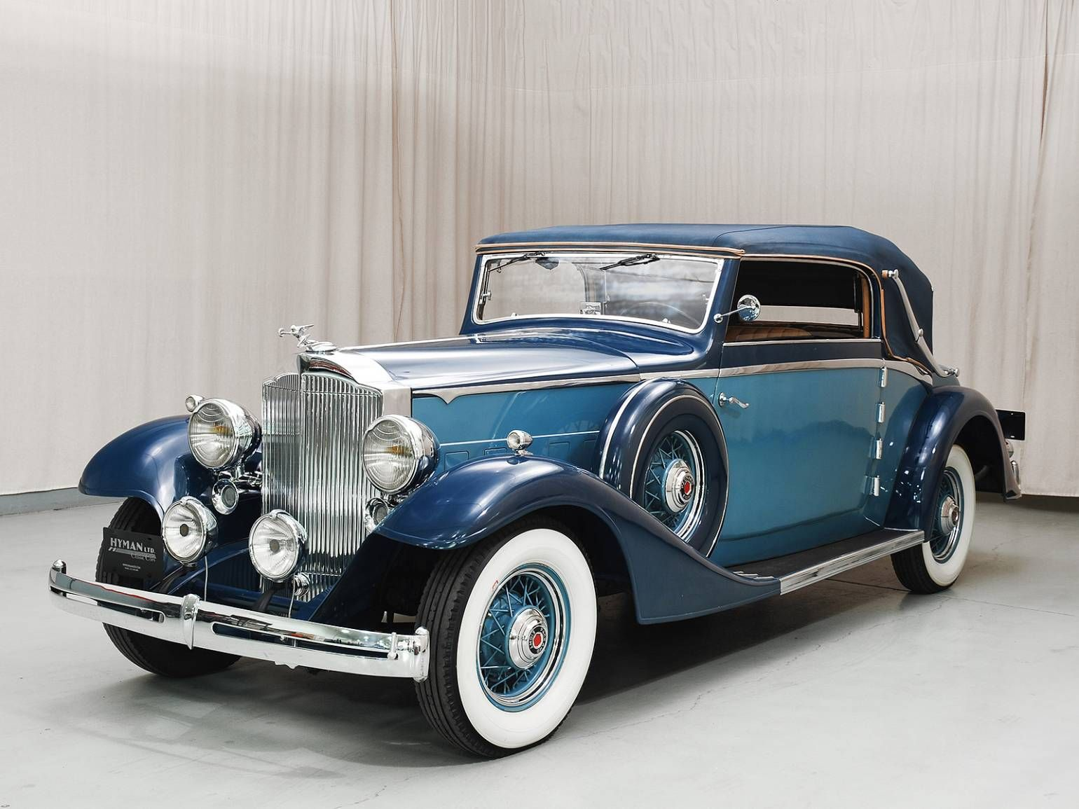 Packard Eight For Sale Hemmings Motor News Packard Cars Classic Cars Vintage Classic Cars