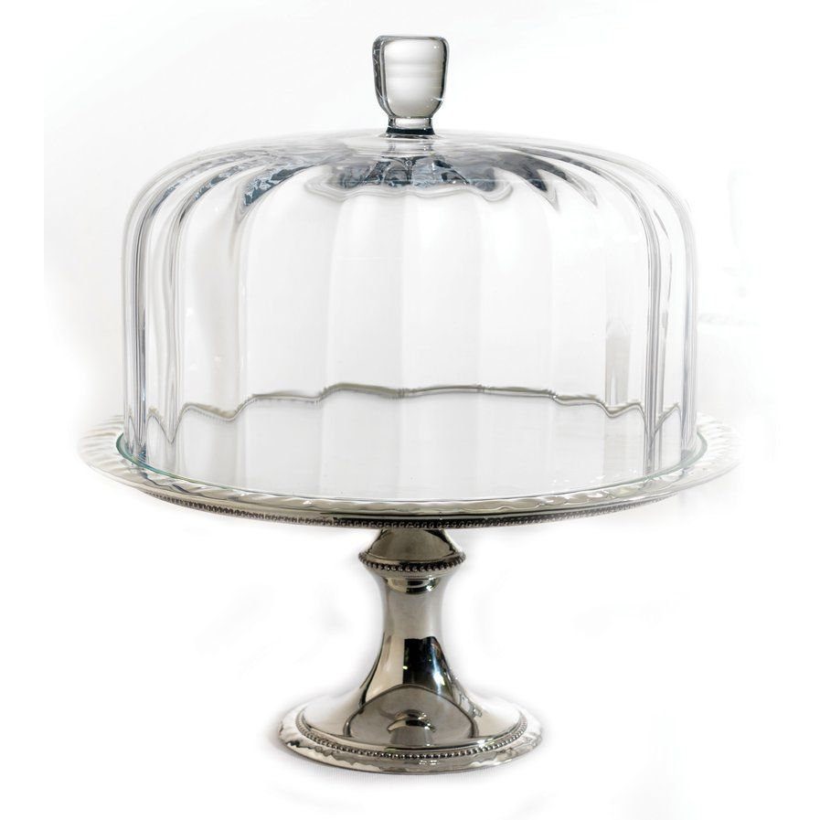 Heritage austin cake dome cake dome glass cake dome