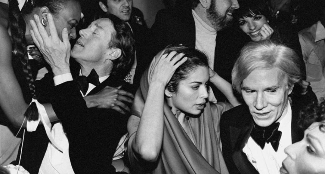 New Year's Eve at Studio 54, 1977 newyearseve studio54