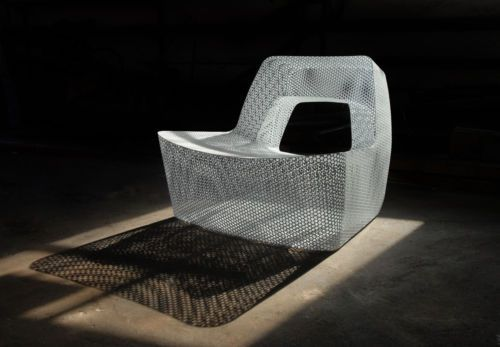 The Cool Chair by Charlie Davidson is for sale on Ebay. This will be the last time you will be able to buy an original design classic for an affordable price. Sale ends 24th January 2014