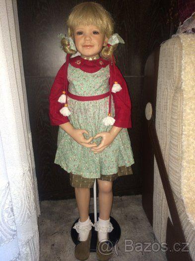 Vinylová panenka Anna ll. od Susan Lippl - Rezervace - 1