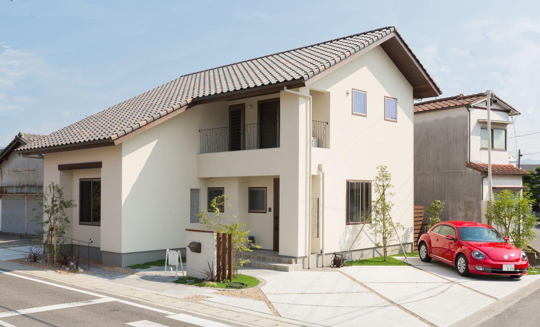 家族と共に育つ家 Casa Blanc 香川で自然素材の木の家 注文住宅を