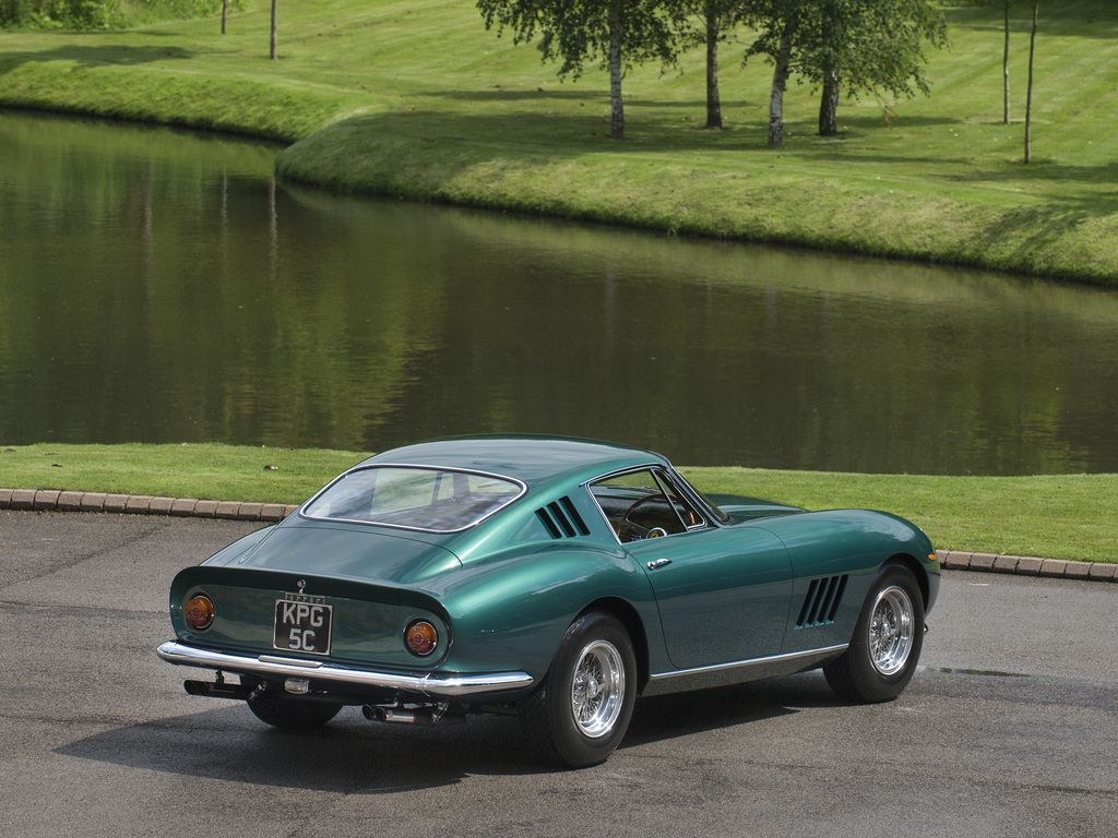 Lotus Elite 1959 grün