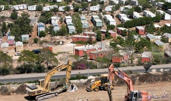 """الاحتلال يصادق على بناء ٧٧٠ وحدة جديدة…: الاحتلال يصادق على بناء ٧٧٠ وحدة جديدة في مستوطنة """"غيلو"""" المقامة على أراضي القدس المحتلة"""