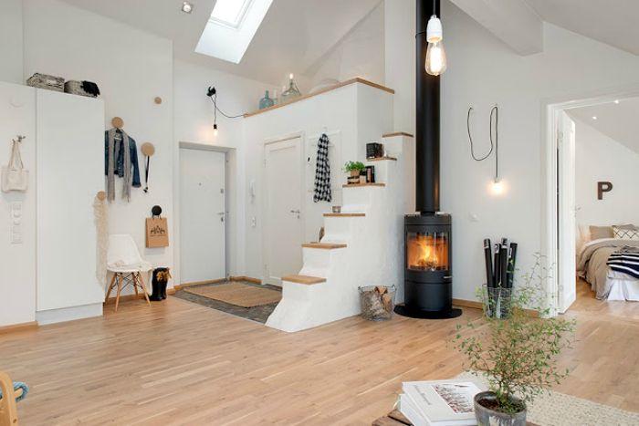 dachgeschosswohnung einrichtung we heart home. Black Bedroom Furniture Sets. Home Design Ideas