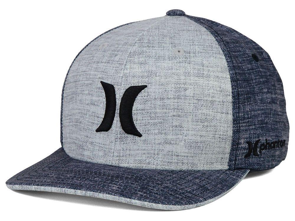 4a537951a52b8 Hurley Phantom Vapor Flex Hat Hurley Caps