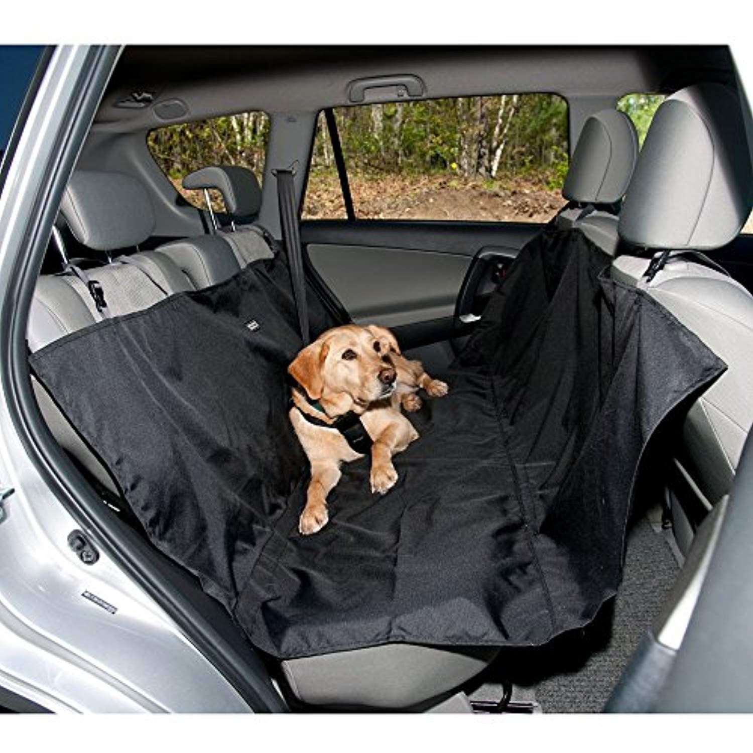 P01 Pet Dog Seat Hammock Cover Car Suv Van Back Rear Protector Mat Waterproof You Can Find More Details By Visiting The Image Link