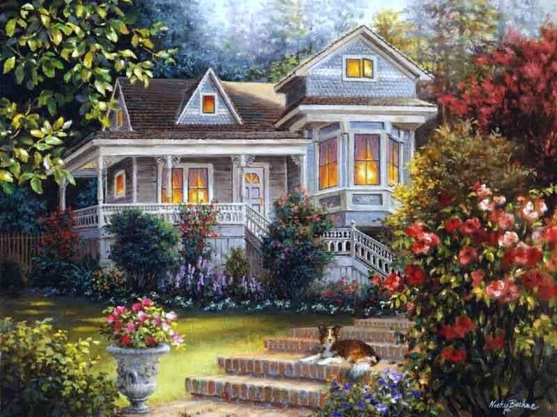 images nicky boehme google search art nicky boehme. Black Bedroom Furniture Sets. Home Design Ideas