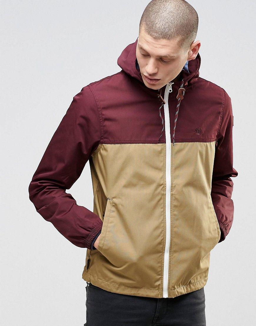 Element Alder Jacket With Hood