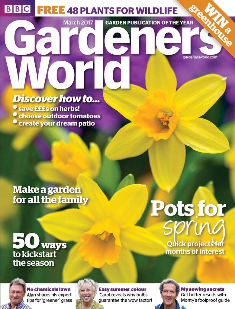 e2e42435700434885d74e1413843e286 - Back Issues Of Gardeners World Magazine
