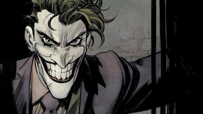 In Batman White Knight 7 It S Jack Vs The Joker Joker Comic