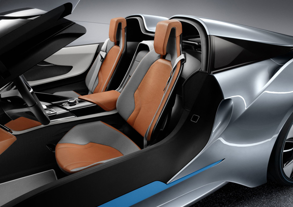 2019 BMW I8 Roadster Interior Decorations