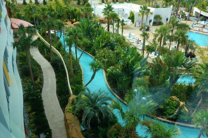 Lazy River Pool Cabana Bay Beach Resort From Yourifrtsvisit 2