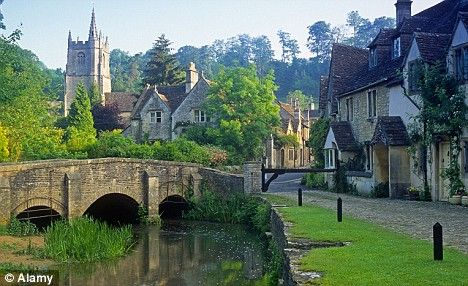 The Cotswold Villages of England: The Inspiration for Tolkien's Shire