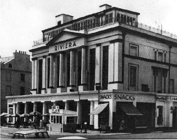 Riviera Cinema Teignmouth Loved It When It Was The Cinema Now I Drink There As A Bar Dorset Coast Cinema Beautiful Buildings