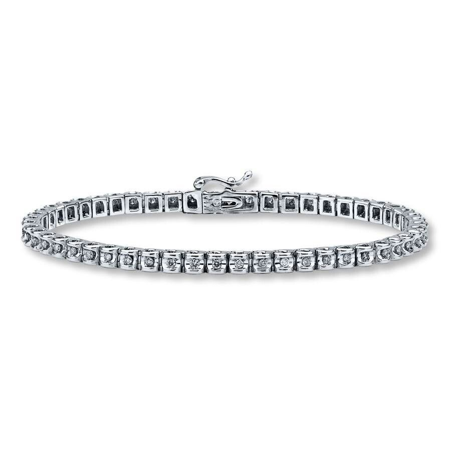 Kay Jewelers Tennis Bracelet Bellisima