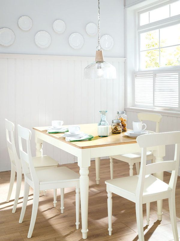 Decora Tu Casa Con Estilo Nordico Dining Table Home Living Room Home Decor